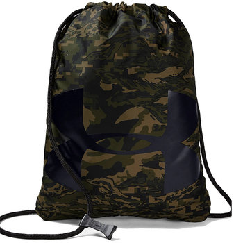 Worek na buty Under Armour Ozsee Sackpack zielony 1240539 357-Under Armour