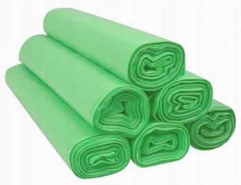 Worki biodegradowalne kompostowalne, 25 szt., 8 l-BioBag