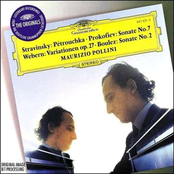 Works for Solo Piano-Pollini Maurizio