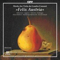 Works for Viola da Gamba Consort