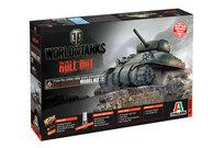 World of Tanks, model do sklejania M4 Sherman