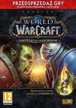 World of Warcraft: Battle for Azeroth-Blizzard Entertainment