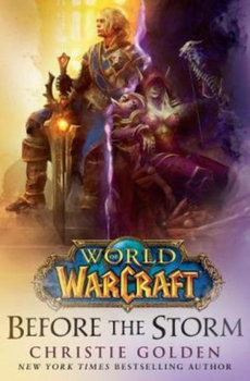 World of Warcraft: Before the Storm-Golden Christie