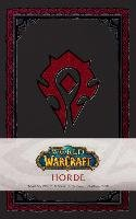 World of Warcraft: Horde Hardcover Ruled Journal. Redesign-Insight Editions