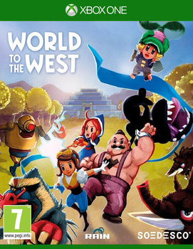 World to the West-Rain AS