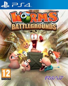 Worms Battlegrounds-Team 17