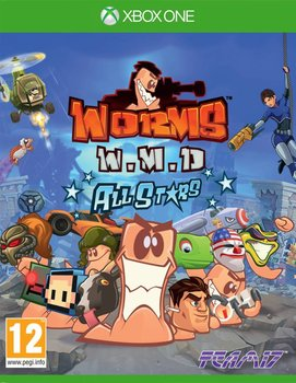 Worms W.M.D. All Stars-Team 17