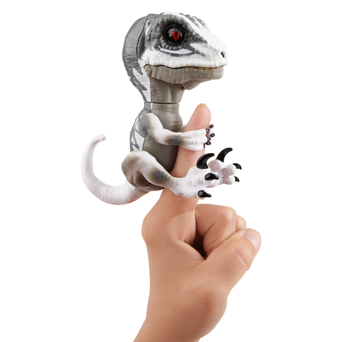 WowWee, Fingerlings Untamed, figurka interaktywna Raptor Ghost - WowWee