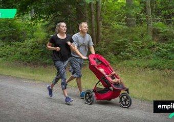 Wózek do biegania – najlepsze wózki biegowe, które pomogą ci dzielić sportową pasję z dzieckiem