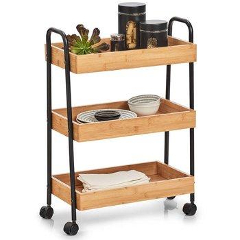 Wózek kuchenny z 3 półkami, ZELLER-Zeller