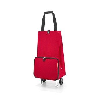 Wózek na zakupy REISENTHEL Foldabletrolley, czerwony, 27x66x29 cm-Reisenthel