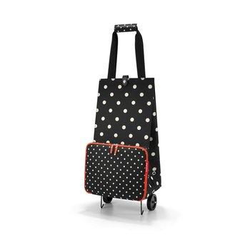 Wózek na zakupy składany Mixed Dots Foldabletrolley Reisenthel-Reisenthel
