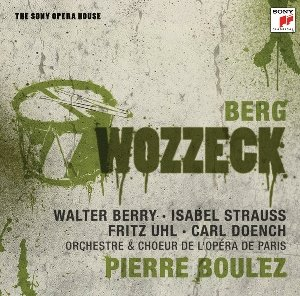 Wozzeck-Boulez Pierre