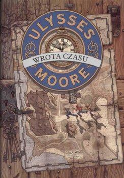 Wrota czasu. Ulysses Moore. Tom 1-Baccalario Pierdomenico