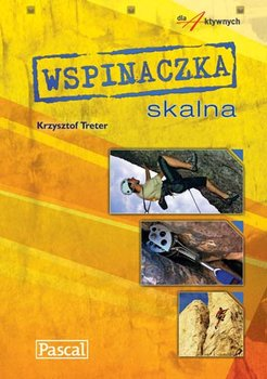 Wspinaczka skalna-Treter Krzysztof