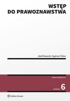 Wstęp do prawoznawstwa-Nowacki Józef