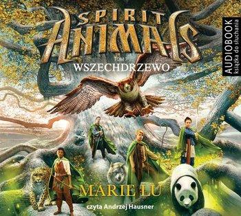 Wszechdrzewo. Spirit Animals. Tom 7-Lu Marie
