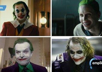 Wszystkie twarze Jokera, czyli przegląd aktorów, którzy wcielili się w rolę największego wroga Batmana