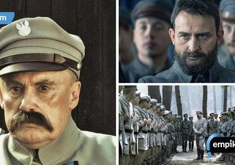 Wszystkie twarze Piłsudskiego. Aktorzy, którzy wcielali się w postać marszałka