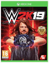 WWE 2K19-Visual Concepts