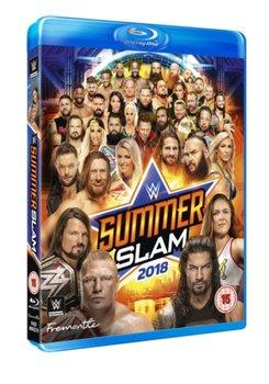 WWE: Summerslam 2018 (brak polskiej wersji językowej)