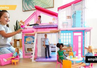 Wybieramy domek dla lalek! O czym marzy Barbie?