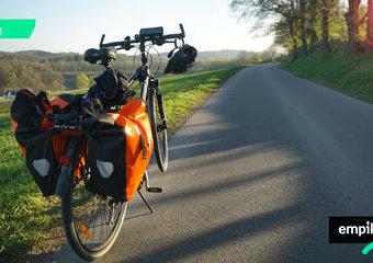 Wybieramy torbę na rower: torba na bagażnik czy na kierownicę?