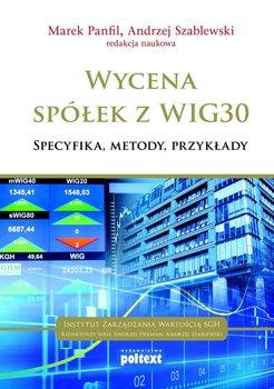 Wycena spółek z WIG 30                      (ebook)