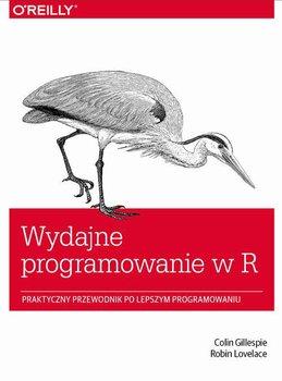 Wydajne programowanie w R-Gillespie Colin, Lovelace Robin