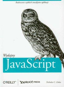 Wydajny JavaScript-Zakas Nicholas C.