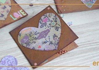 Wykonaj walentynkowy karnet  - okaż swoje wielkie serce :)