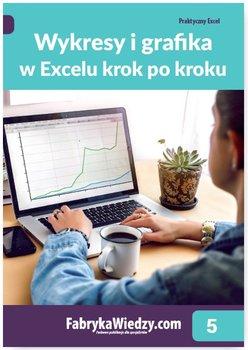 Wykresy i grafika w Excelu krok po kroku. Praktyczny Excel. Tom 5-Chojnacki Krzysztof, Dynia Piotr