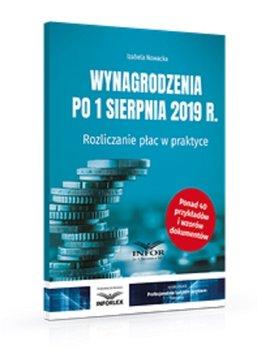 Wynagrodzenia 2019 po 1 sierpnia 2019 r.-Nowacka Izabela