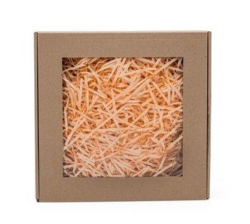 Wypełniacz papierowy pak łosoś - 0,2 kg + box