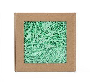 Wypełniacz papierowy pak ziel. jas. - 0,2 kg + box