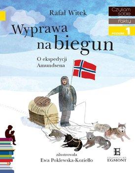 Wyprawa na biegun. O ekspedycji Amundsena. Czytam sobie. Fakty. Poziom 1                      (ebook)