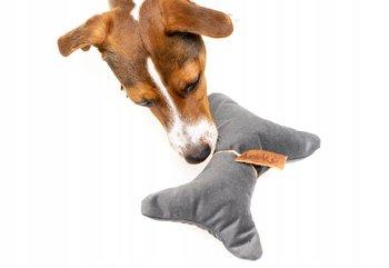 Wytrzymała Zabawka Dla Małego Psa z Piszczałką-Dorki