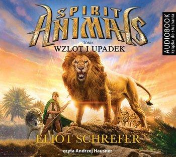 Wzlot i upadek. Spirit Animals. Tom 6-Schrefer Eliot