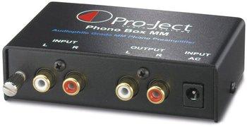Wzmacniacz gramofonowy PRO-JECT Phono Box MM-Pro-Ject