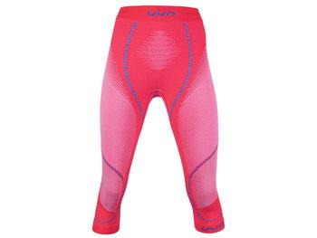 X-BIONIC, Spodnie termoaktywne damskie, Ambityon, różowy, rozmiar S/M-X-BIONIC