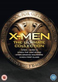 X-Men: The Ultimate Collection (brak polskiej wersji językowej)-Vaughn Matthew, Hood Gavin, Ratner Brett, Singer Bryan