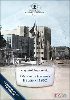X Olimpiada Szachowa. Helsinki 1952-Puszczewicz Krzysztof