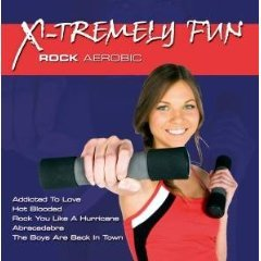 X-Tremely Fun Rock Aerobic - Various Artists