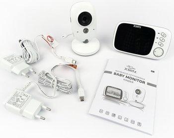 XBLITZ Kinder, Elektroniczna niania, kamera i monitor-Xblitz