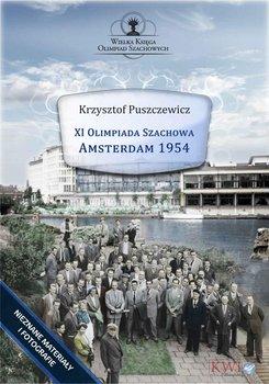 XI Olimpiada Szachowa. Amsterdam 1954-Puszczewicz Krzysztof