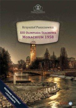 XIII Olimpiada Szachowa. Monachium 1958-Puszczewicz Krzysztof