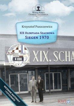 XIX Olimpiada Szachowa. Siegen 1970-Puszczewicz Krzysztof