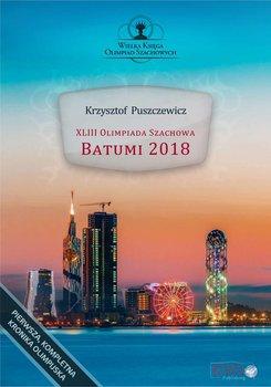 XLIII Olimpiada Szachowa Batumi 2018-Puszczewicz Krzysztof