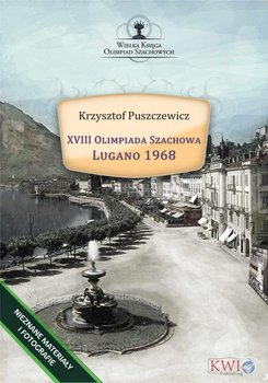 XVIII Olimpiada Szachowa. Lugano 1968-Puszczewicz Krzysztof