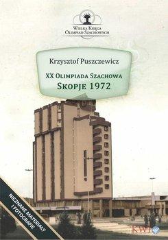 XX Olimpiada Szachowa. Skopje 1972-Puszczewicz Krzysztof